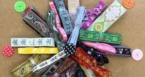 trimmings ribbons