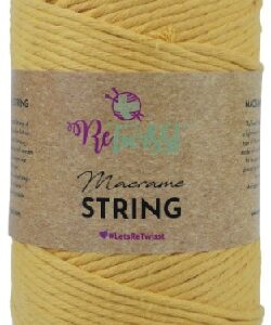 Macrame String 3mm R3S01