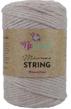 Macrame String 3mm R3S02