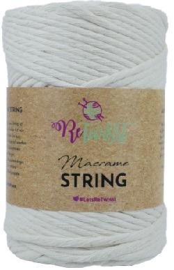 Macrame String 3mm R3S04