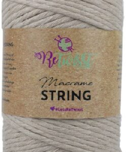 Macrame String 5mm R5S02