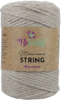 Macrame String 5mm R5S02