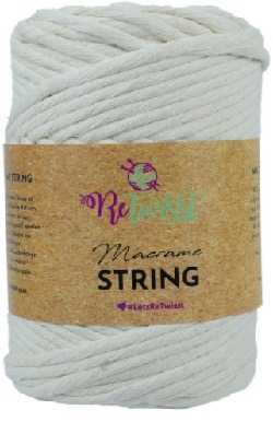 Macrame String 5mm R5S04